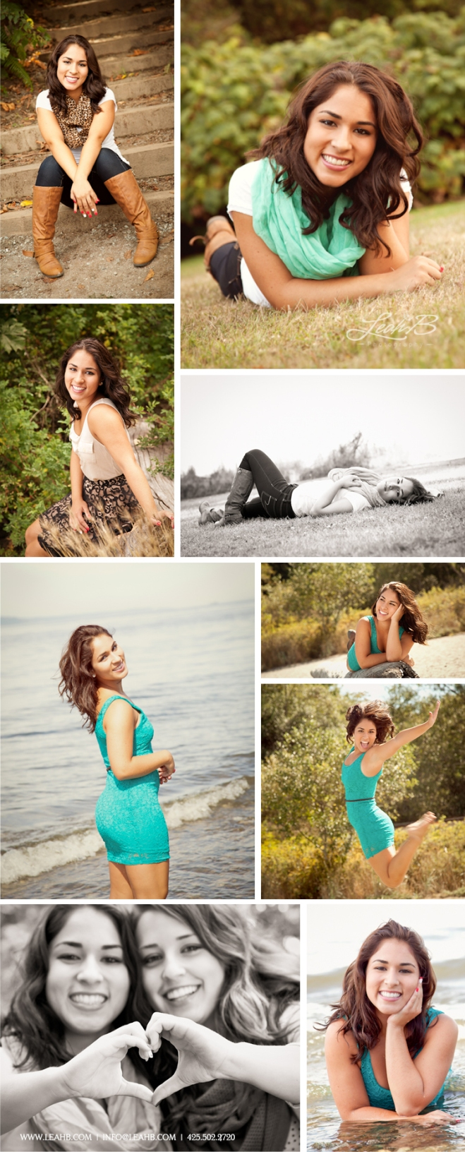 {Jaclyn 2014} - Carkeek Park Senior Session