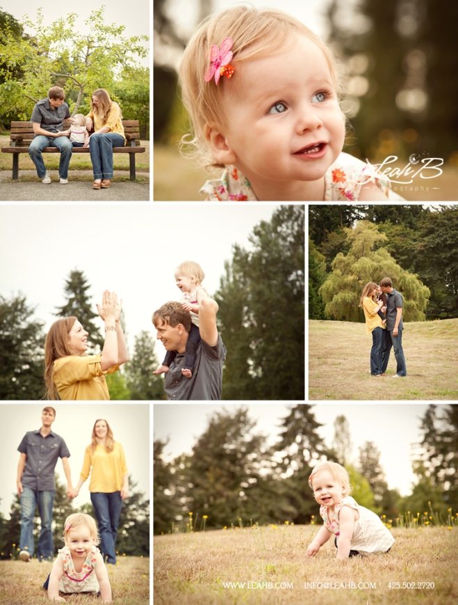 Daelyn & Family :: Juanita Bay Park Session